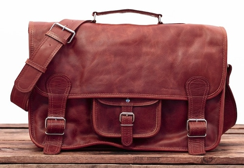 cartable cuir paul marius