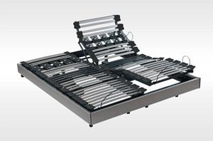 Sommier de lit électrique, marque Epeda, modèle magnetic 200