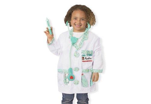 habit de docteur melissa et doug : jouets pour enfants