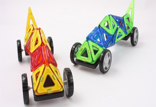 voitures magformers jouets pour enfants