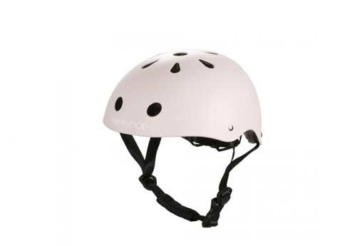 casque vélo couleur rose pour enfants 2 à 5 ans marque banwood