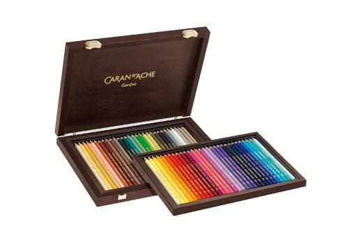 Coffret crayons couleurs Carand'ache
