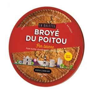 Broyé du Poitou - Goulibeur - boîte en fer