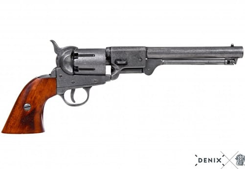 reproduction d'armes anciennes : revolver confédéré, Etats-Unis 1860