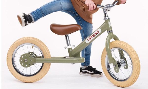 vélo draisienne trybike, jusqu'à 6 ans