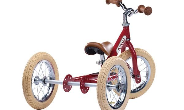 tricycle TRYBIKE pour enfant à partir de 15 mois