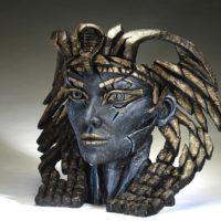 Buste de Cléopâtre, réalisé par Edge sculpture- Ref EDB06