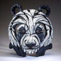 Buste de panda, Edge sculpture, réf EDB08