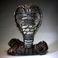 Cobra du désert, réalisé par Edge sculpture- Ref ED11