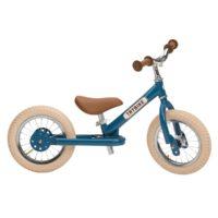 draisienne trybike couleur bleue