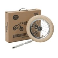 kit tricycle beige pour draisienne Trybike