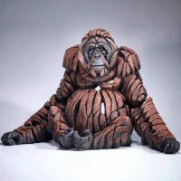 Orang-outan, réalisé par Edge sculpture- Ref ED22
