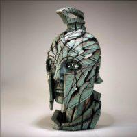 buste de spartiate edge sculpture réf edb20