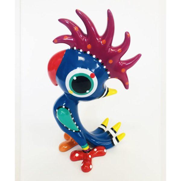 L'oiseau Pex de Jacky Zegers