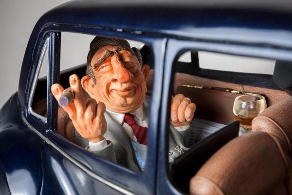 La Big Boss Limousine, Guillermo Forchino, ref FO85085