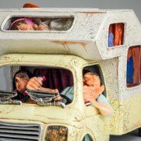 Le camping-car, réalisé par Guillermo Forchino- ref 85084