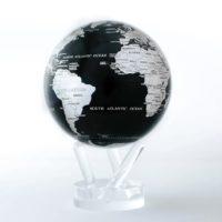 Globe Move noir et blanc - 6 pouces