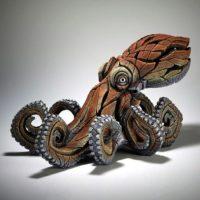 octopus le poulpe par edge-sculpture référence ED38