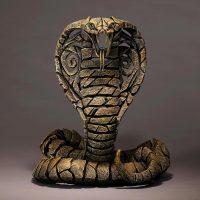 Cobra du désert, par edge sculpture