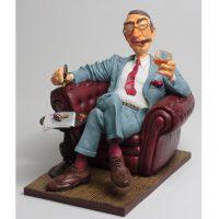 big boss, figurine humoristique