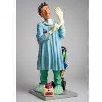 Cadeau pour un chirurgien, figurine humoristique