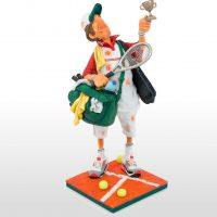 Cadeau pour un joueur de tennis, réalisé par guillermo forchino